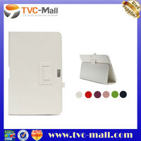 Litchi Leather Case for Samsung ATIV Smart PC 500T