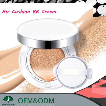 Lasting performance brighten liquid cushion foundation makeup