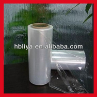 10mic transparent LLDPE cling film