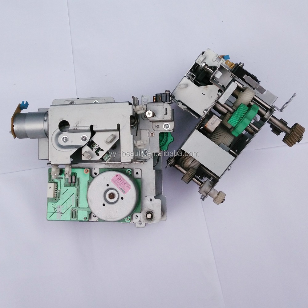 Used Laser printer driver fuser unit assembly fuser gear for Konica Minolta Bizhub C451 C452