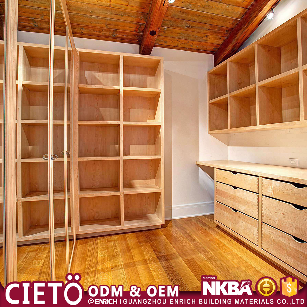 Simple Great Open shelf Walk-in Closet Manufacturer