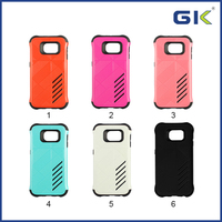 [GGIT] Wholesale TPU PC Combo Case Cover for Samsung Galaxy S6