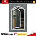 pvc half moon windows opening window with grills