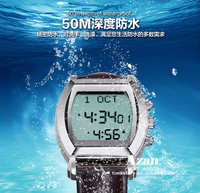 wholesale The New Style Azan Watch with Qibla Direction qibla sensor compass for Man