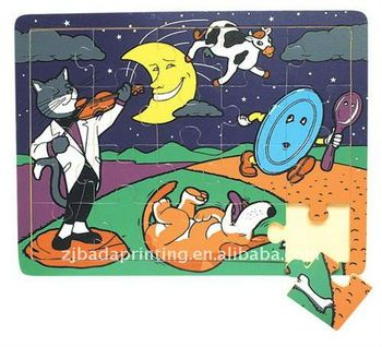 Jigsaw Puzzle For Kid