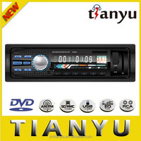portable vcd cd mp3 player for car 2015 perfect design TY-6240