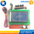 KJ111 3D printer RAMPS1.4 LCD12864 intelligent controller LCD 12864 control Display