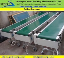 Paper Card Belt Conveyor