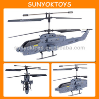 Length 34cm, 2.4G 3.5CH Gunship Cobra RC Helicopter,Military Helicopters For Sale