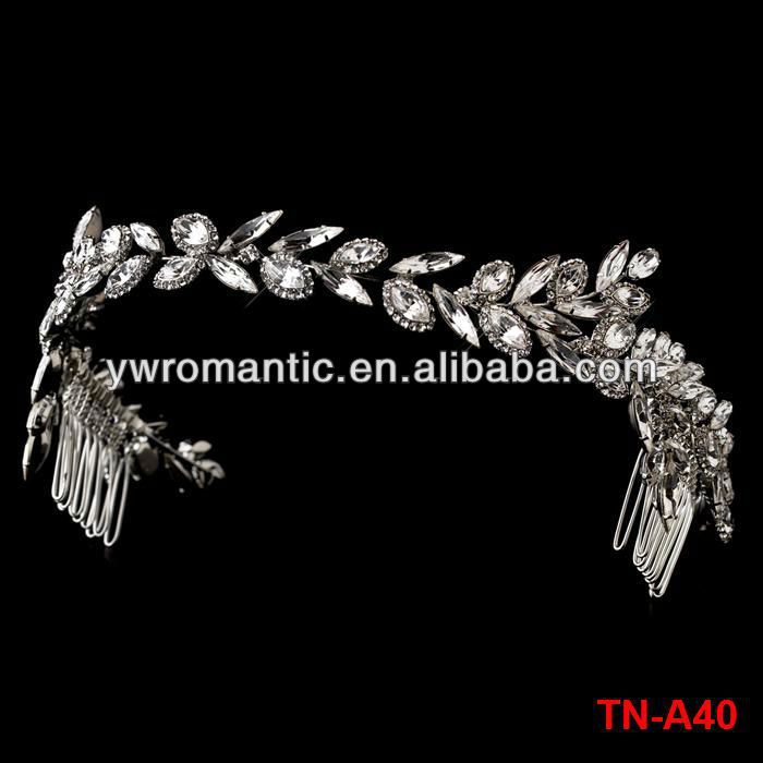 new design diamond princess tiara