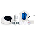 Smart Home Security GSM WIFI GPRS Alarm System Support Big Outdoor Strobe Siren