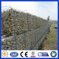 BV/SGS certificated rabbit cages,rock filled gabion box