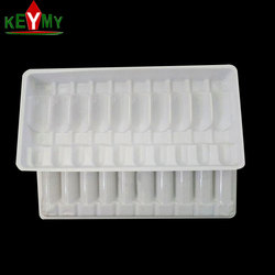 2ml Plastic Blister packaging Vials blister tray