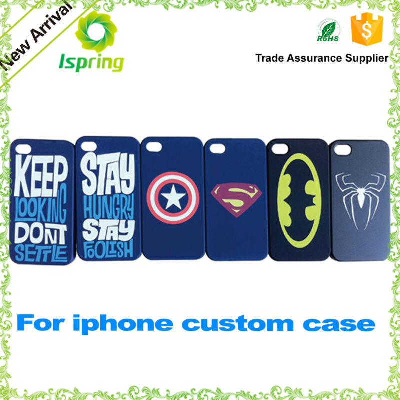 2016 Hotsales for iphone case wholesale, custom for iphone 5 case, for iphone 6 case