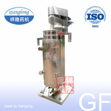 GF125 High Speed Tubular Oil-Water Centrifuge Separator for Oil Separation