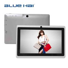 High Quality Quad- core Allwinner A33 Android Tablet PC Wifi 7 Inch Tablet with Sim Card Slot