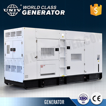 China wholesale price 30kw soundproof 3 phase diesel generator set for home use