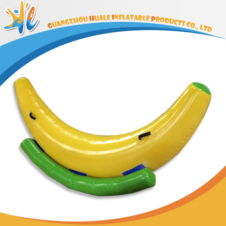 Kids Games Inflatable Tube Boat Bumper For Swimming Pool