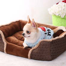High Quality Eco-Friendly mini cat bed luxury large dog beds