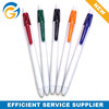 Simple Design Logo Printing Plastic Ball Pen