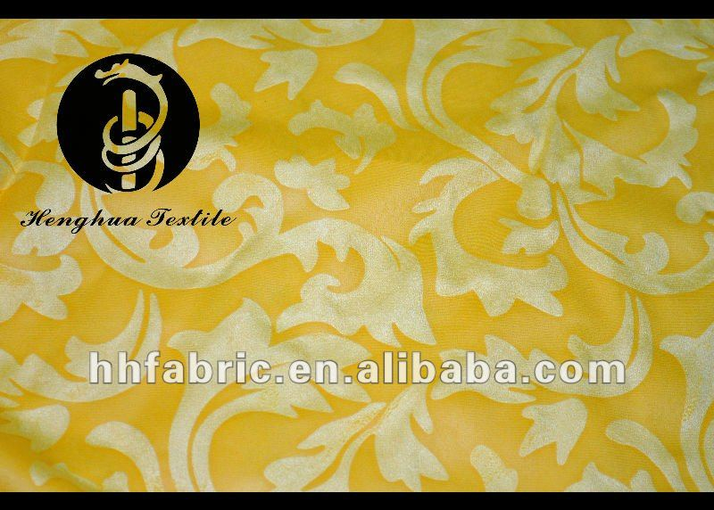 100% Polyester Brushed Warp Flower Suede Fabric For Bag/Sofa/Curtain