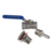 Stainless Steel 304 One Piece Ball Valve Female Thread Home Brew Ball Valve