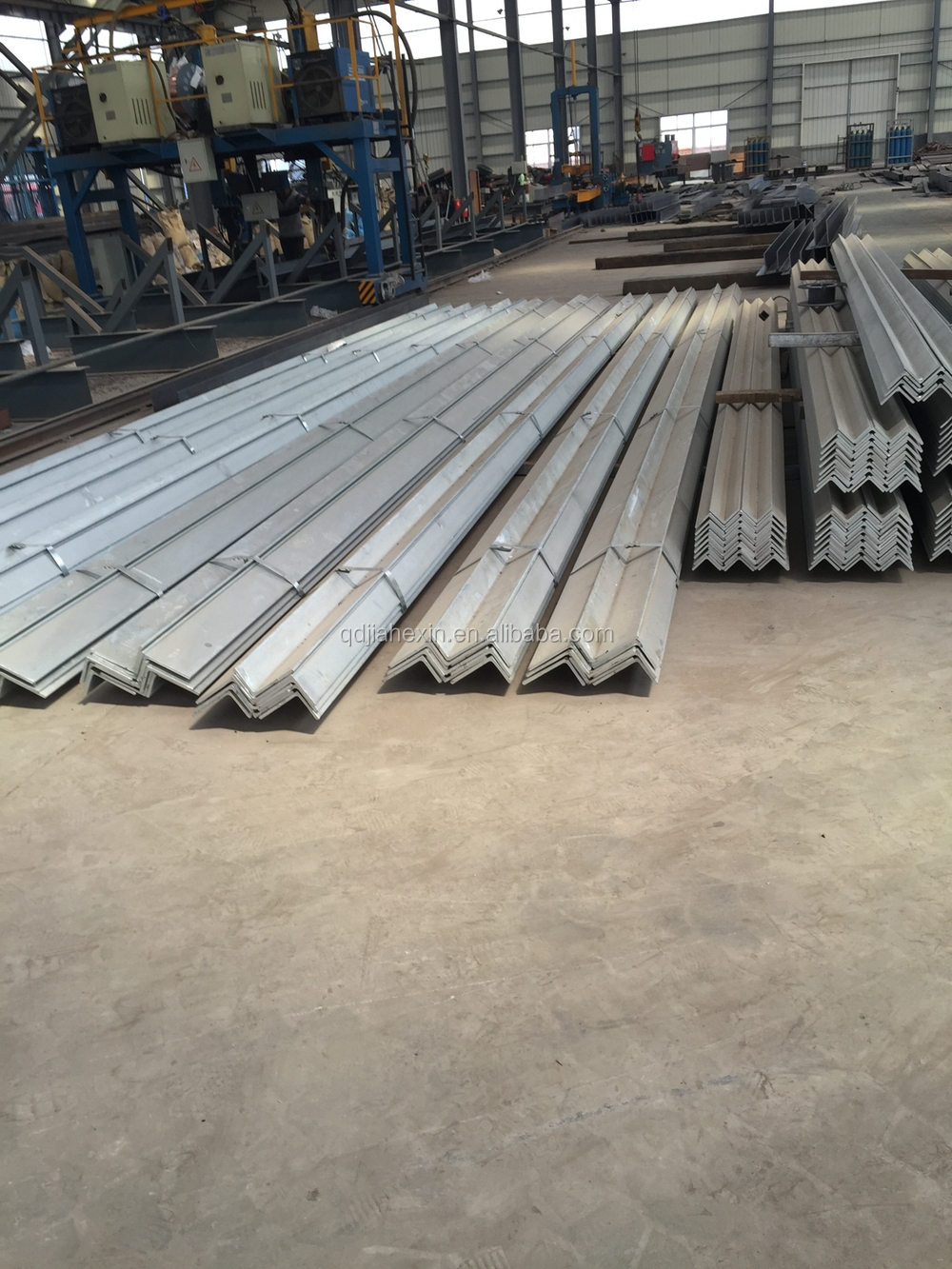 Light Prefabricated Steel Structural Roof Trusses