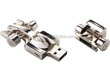 Novelty promotional gift F1 race car USB pen drives