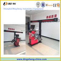 LIGE automative equipment 3d image wheel aligner
