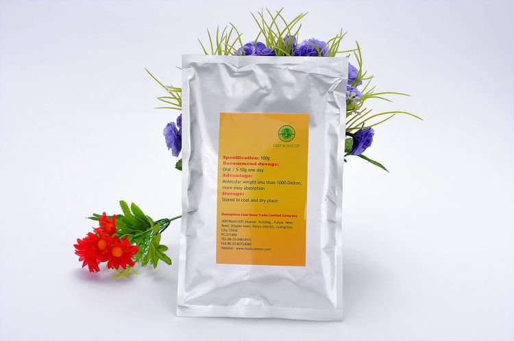 100% nature pure best product for skin beauty and food supplement fish collagen peptide powder