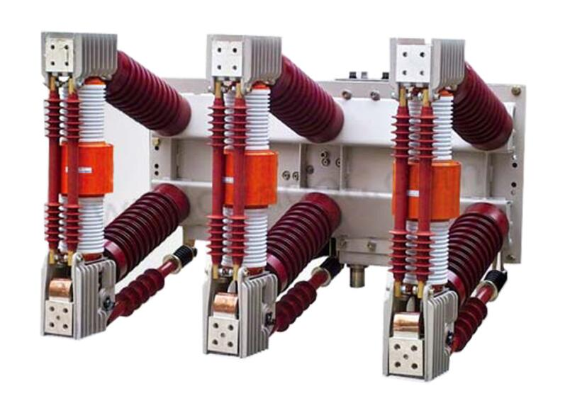 high voltage 40.5Kv isolating switch High Voltage Vacuum Circuit Breaker