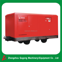 Hot Selling Motor Driven Explosion Proof 0.7-0.8Mpa Electric Portable Big Red Air Compressor