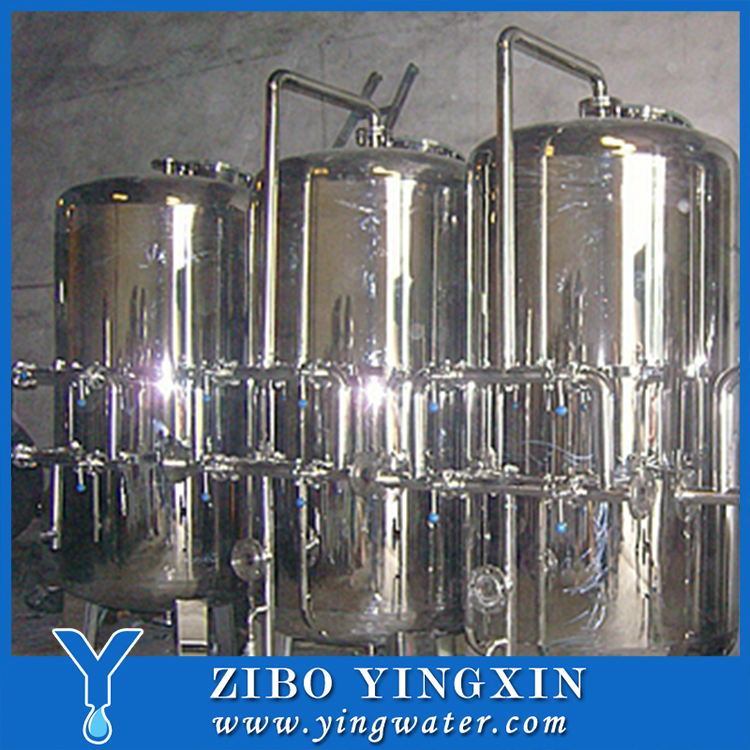 China Wholesale Merchandise Boiler Softened Water Treatment Equipment,Industrial Seawater Filter Equipment