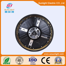 10inch 1A Electric Wheel Hub Dc Motor with Drum brake