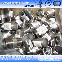all 2 double full thread nipple pipe fittings