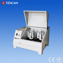 China Tencan SXQM-2 ultra fine powder milling dual laboratory ball mill, lab ball grinding mill