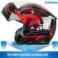 2014 NEW Bluetooth Motorcycle 936 Helmet + BM2 (300m) intercom