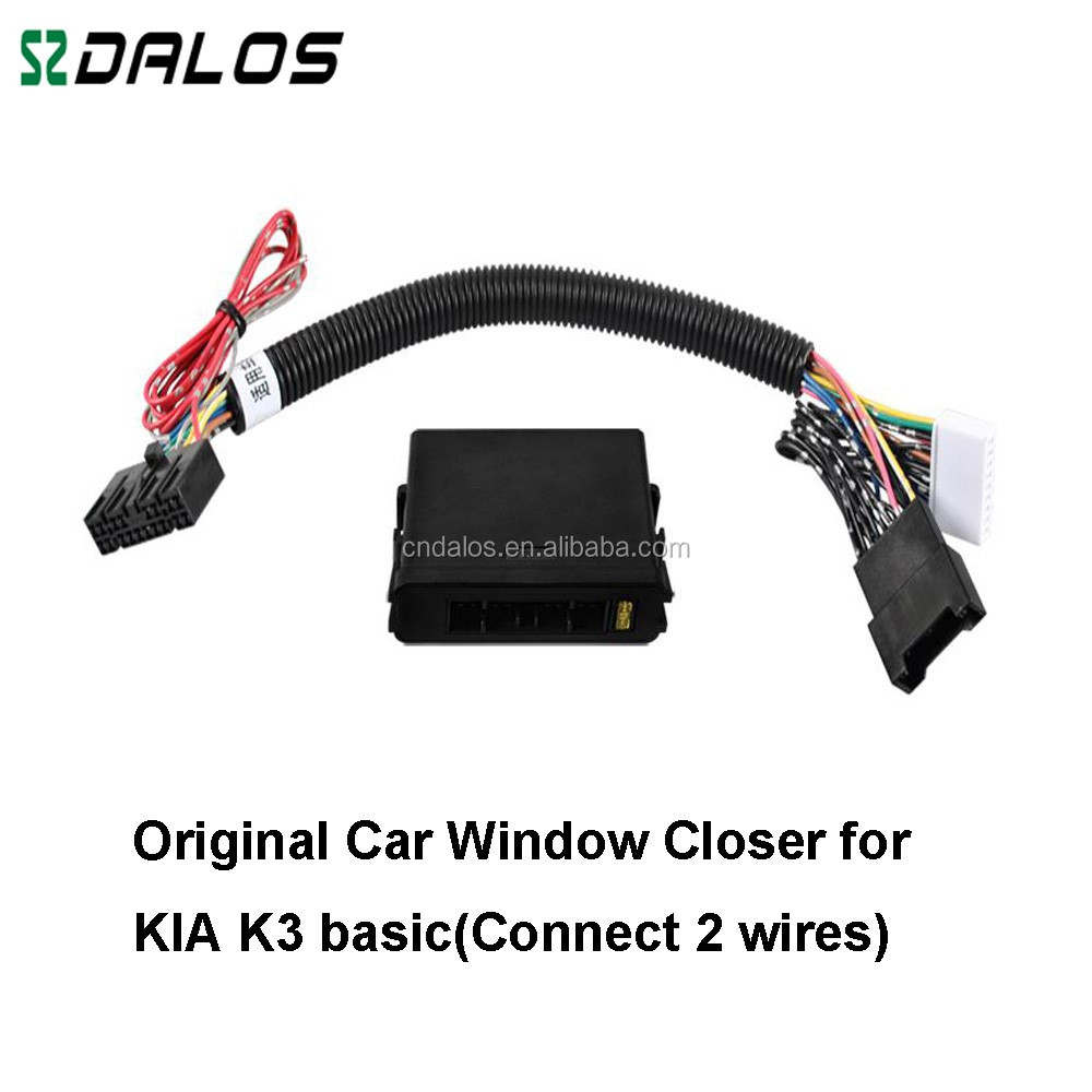 2017 Intelligent Safety System Device obd window closer Mirrors Folded Module for OBD Chassis Vehicles