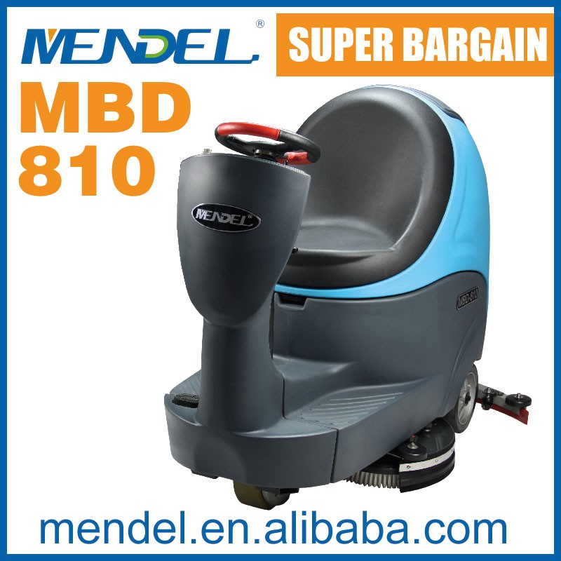 Mendel MBD810 floor cleaning machine price,mobile sweeper,carpet cleaning equipment for sale