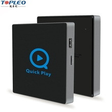 High performance android TV BOX 6.0 Amlogic S912 QII