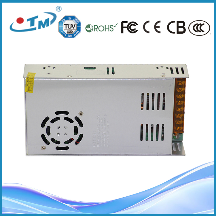 China manufacturers ac to dc power led 12v 360w switching power supply 36v 10a
