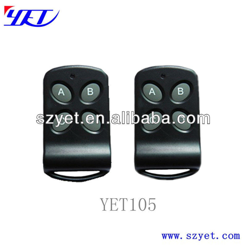 remote control transmitter for car door lock system YET105