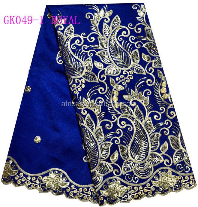 Money Gram Hours >> Gk049-1 Royal 2015 India Raw Silk George Lace George Fabric - Buy George Lace,India George ...
