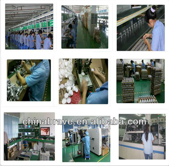 factory universial ku band lnb single output dual polarity lnb