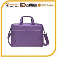 Hot Sale Nylon Fabric 14 Inch Laptop Bag For Women