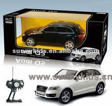 license Audi Q5 RC Car 1:14 RC Car Remote Control Audi Q5 Car