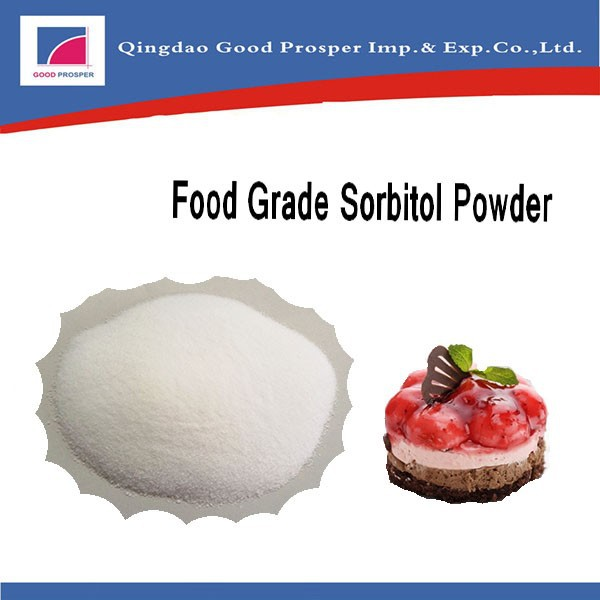 sweetener sorbitol solution powder with lowest price & good quality