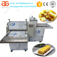 Commercial Sponge Cake Cutting Machine Peanut Candy Bar Cutting Machine