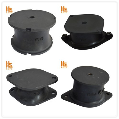 High wear resistant Rubber Damper for Hamm Roller P/N 354082