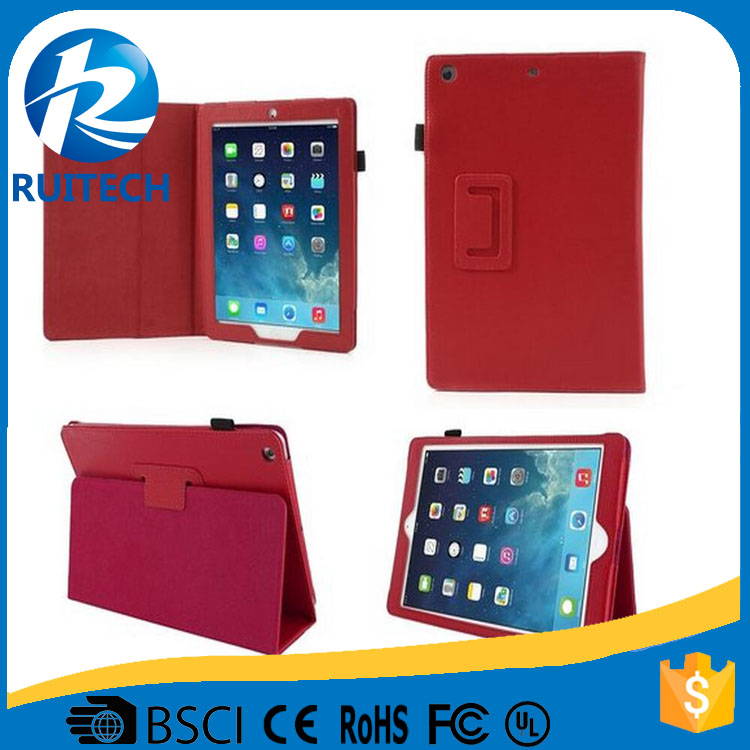 Wholesale Book Cover Flip for ipad mini 4 leather case